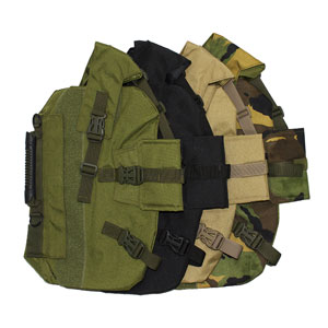 Bullet Blocker K9 Vest Colors