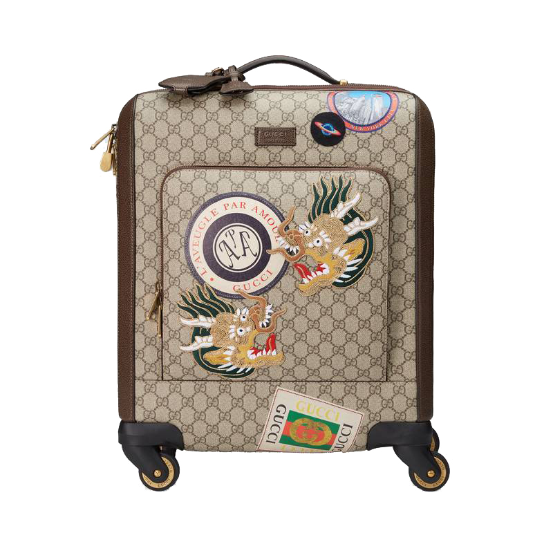 Gucci Courrier Supreme Carry-on