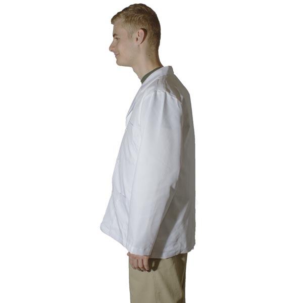 side labcoat