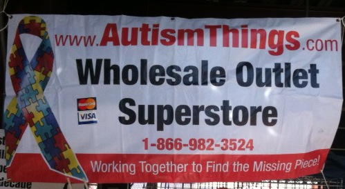 Find us a your next Autism Walk!