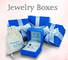 free jewelry gift box from my love wedding ring