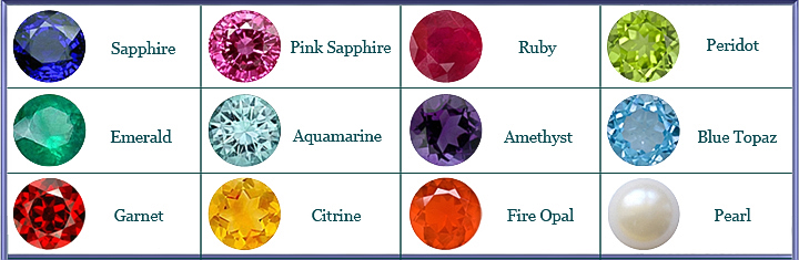 Shop Birthstone Jewelry, Ruby Jewelry, Sapphire Jewelry at My Love Wedding Ring