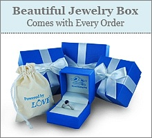 My Love Wedding Ring Jewelry Gift Box