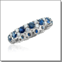 Sapphire Rings at My Love Wedding Ring