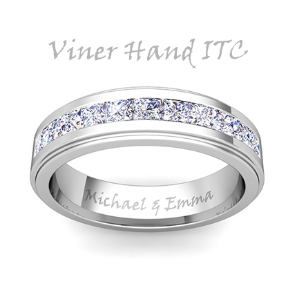 Creative Engagement Ring Inscriptions