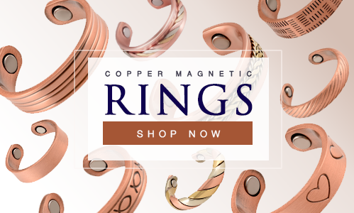 Copper Magnetic Rings