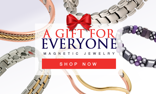 Magnetic Bracelets for Holiday Gifts