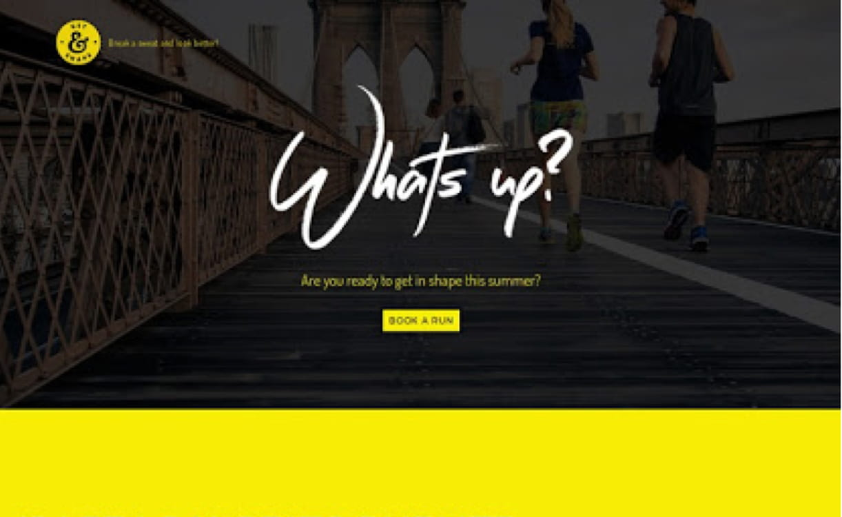 Create websites with our website builder yahoo small business fitness planning websites theme yahoo small business cheaphphosting Gallery